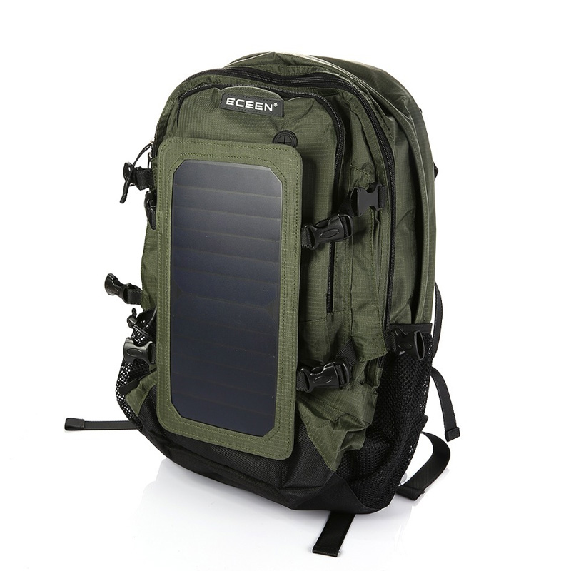 Solar-Charger Rucksack